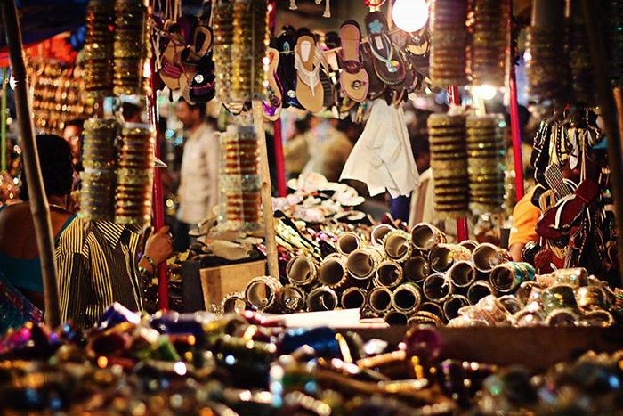 Lucknow Bazaar